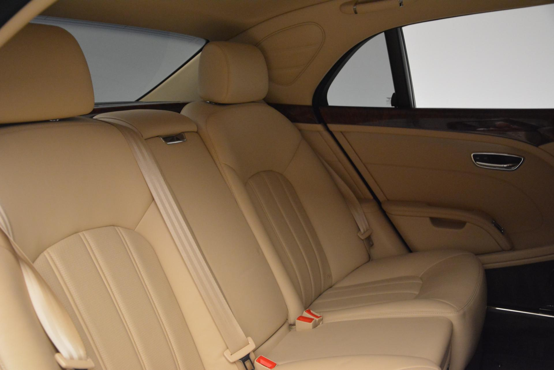 Used 2011 Bentley Mulsanne  For Sale In Greenwich, CT 30_p29