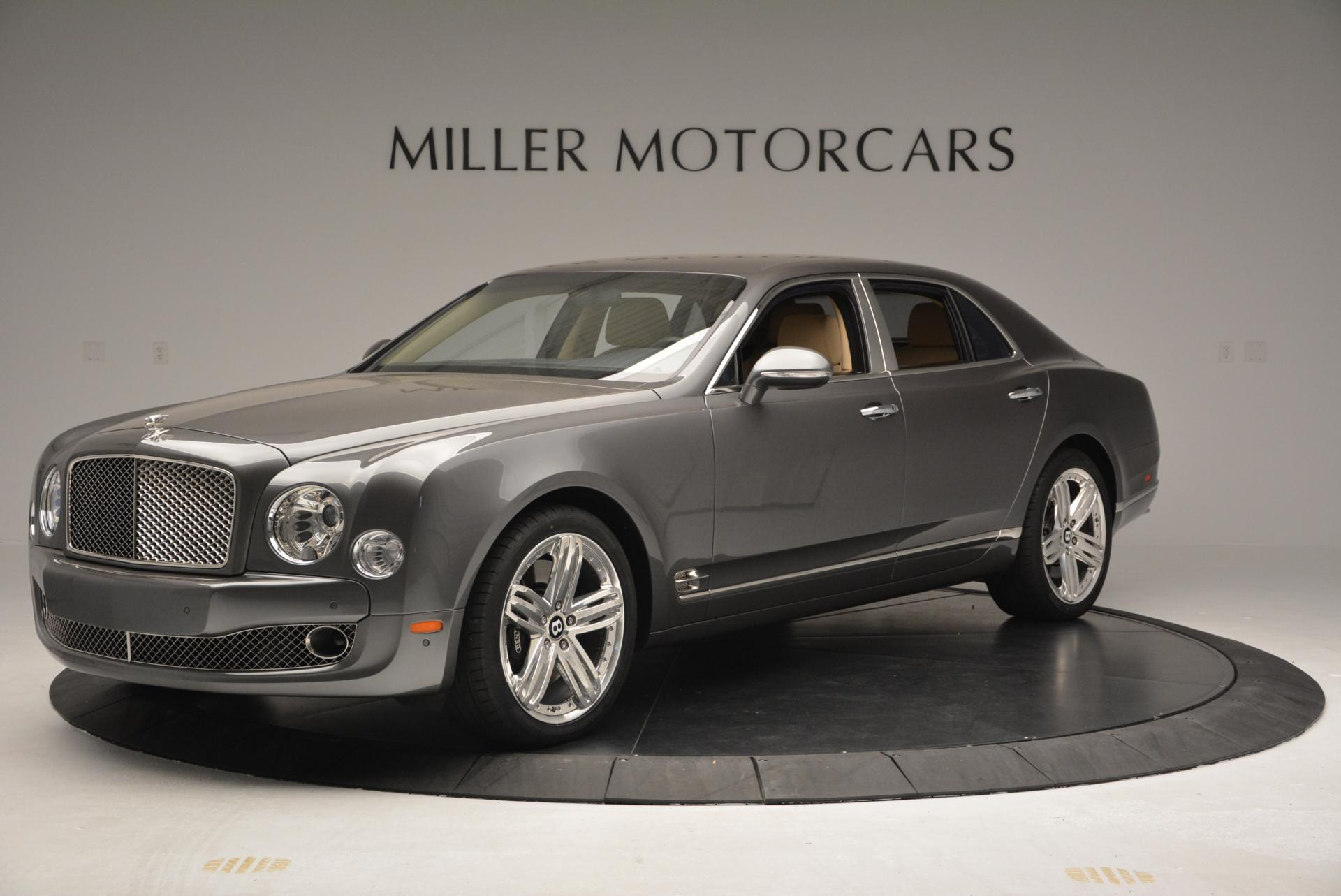 Used 2011 Bentley Mulsanne  For Sale In Greenwich, CT 30_p2