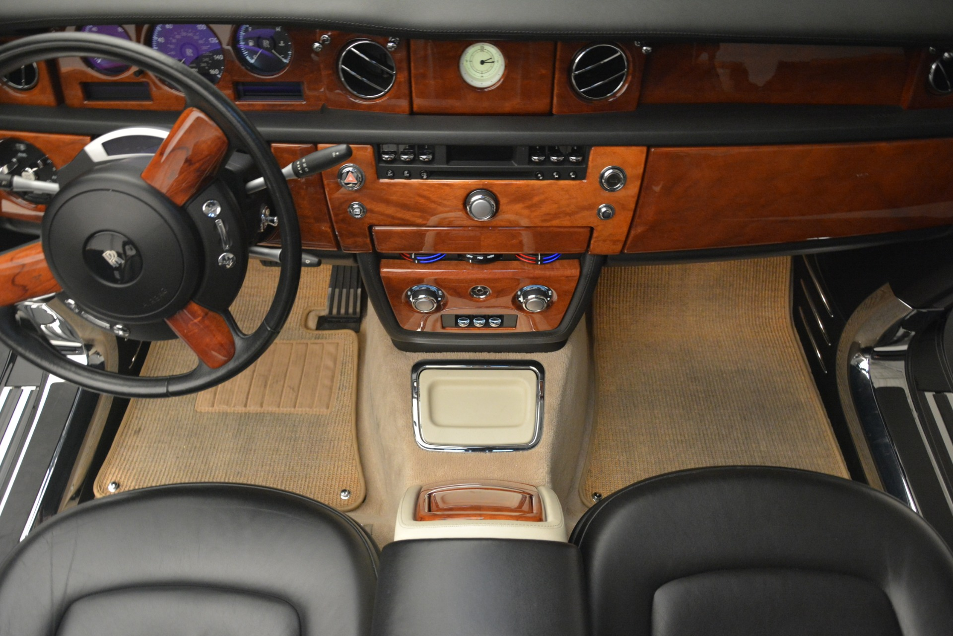 Used 2008 Rolls-Royce Phantom Drophead Coupe  For Sale In Greenwich, CT 3000_p23