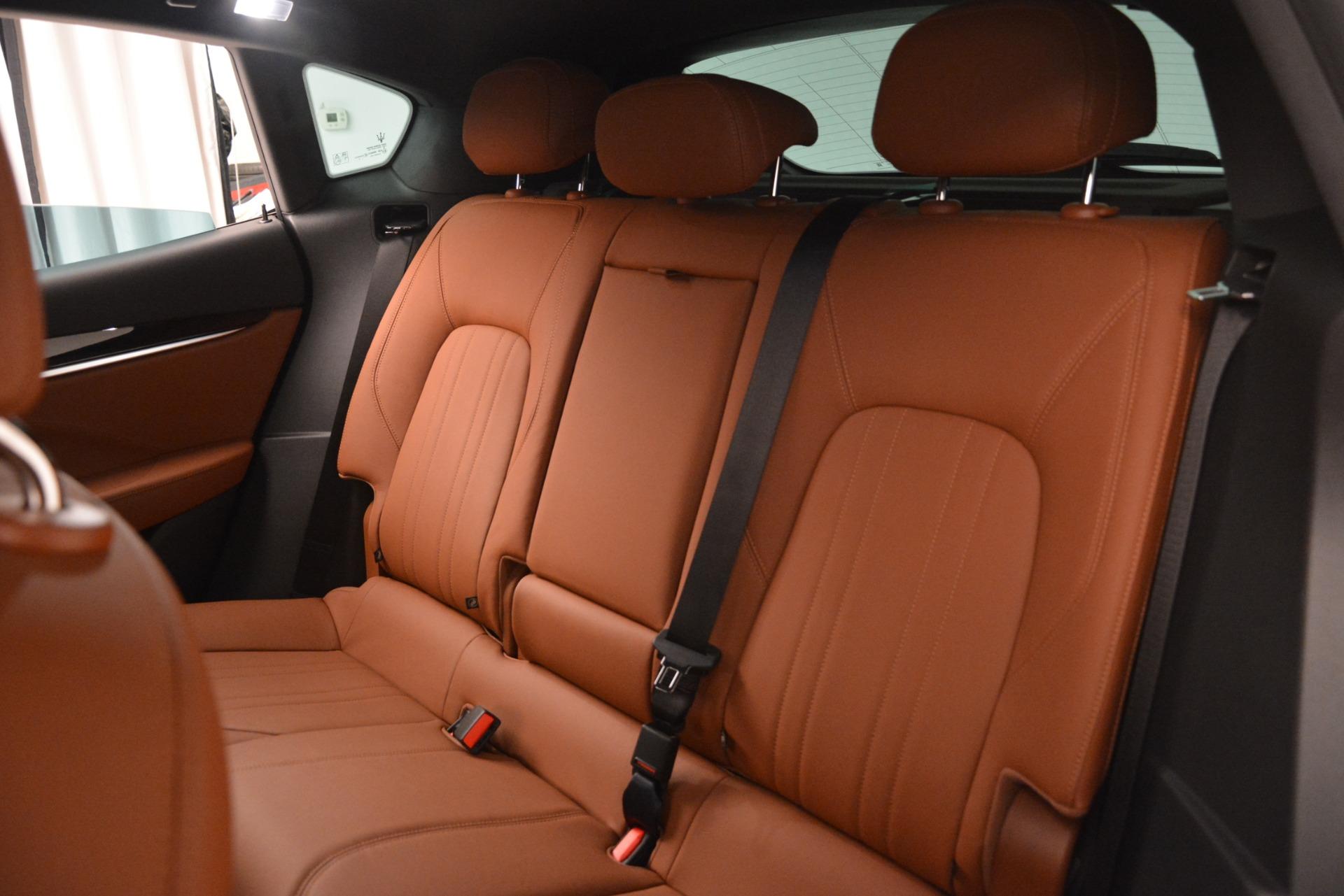 New 2019 Maserati Levante Q4 For Sale In Greenwich, CT 3002_p17