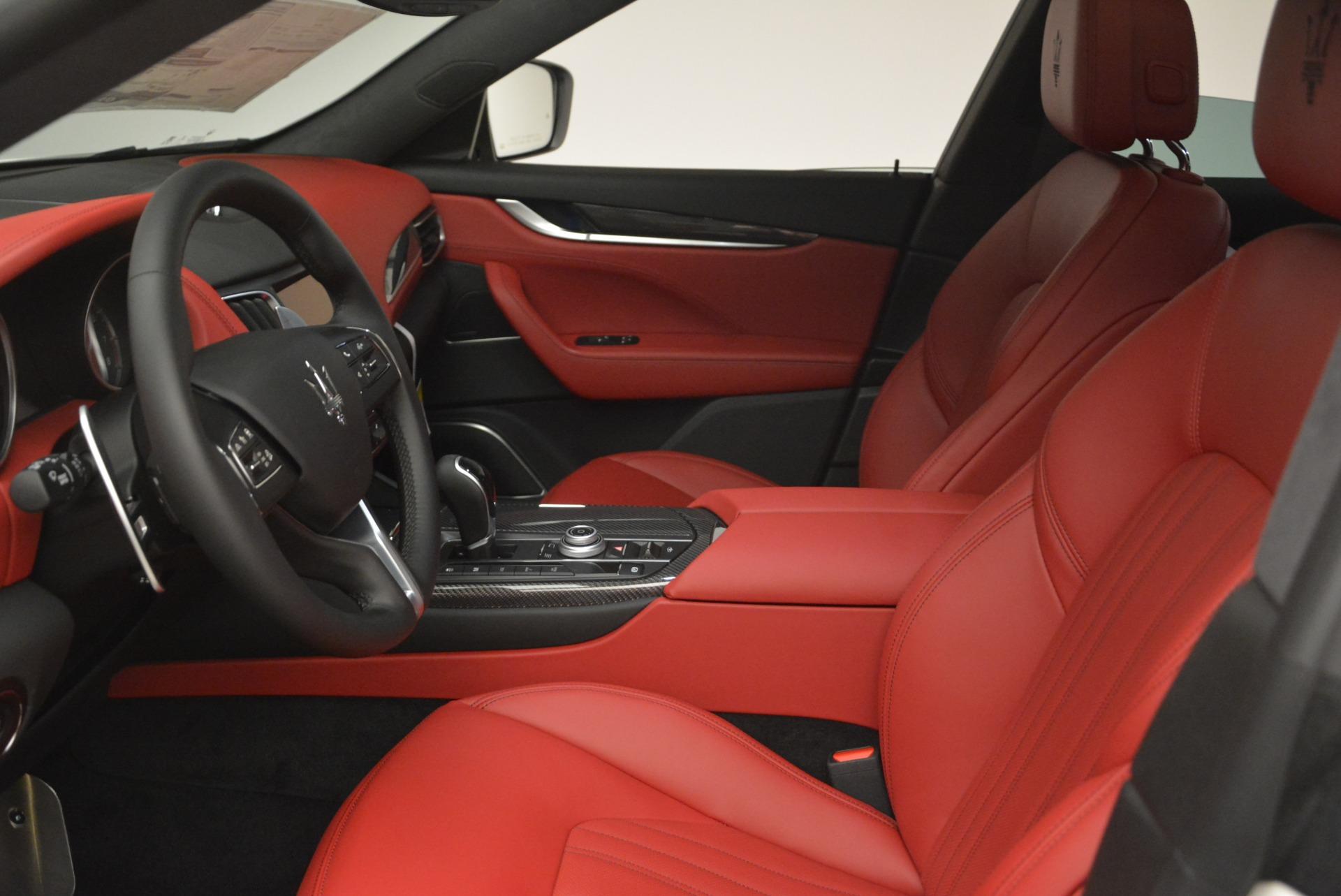 New 2019 Maserati Levante S Q4 GranLusso For Sale In Greenwich, CT 3003_p14
