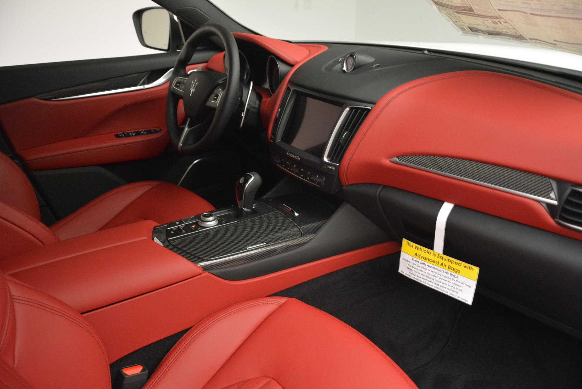 New 2019 Maserati Levante S Q4 GranLusso For Sale In Greenwich, CT 3003_p20