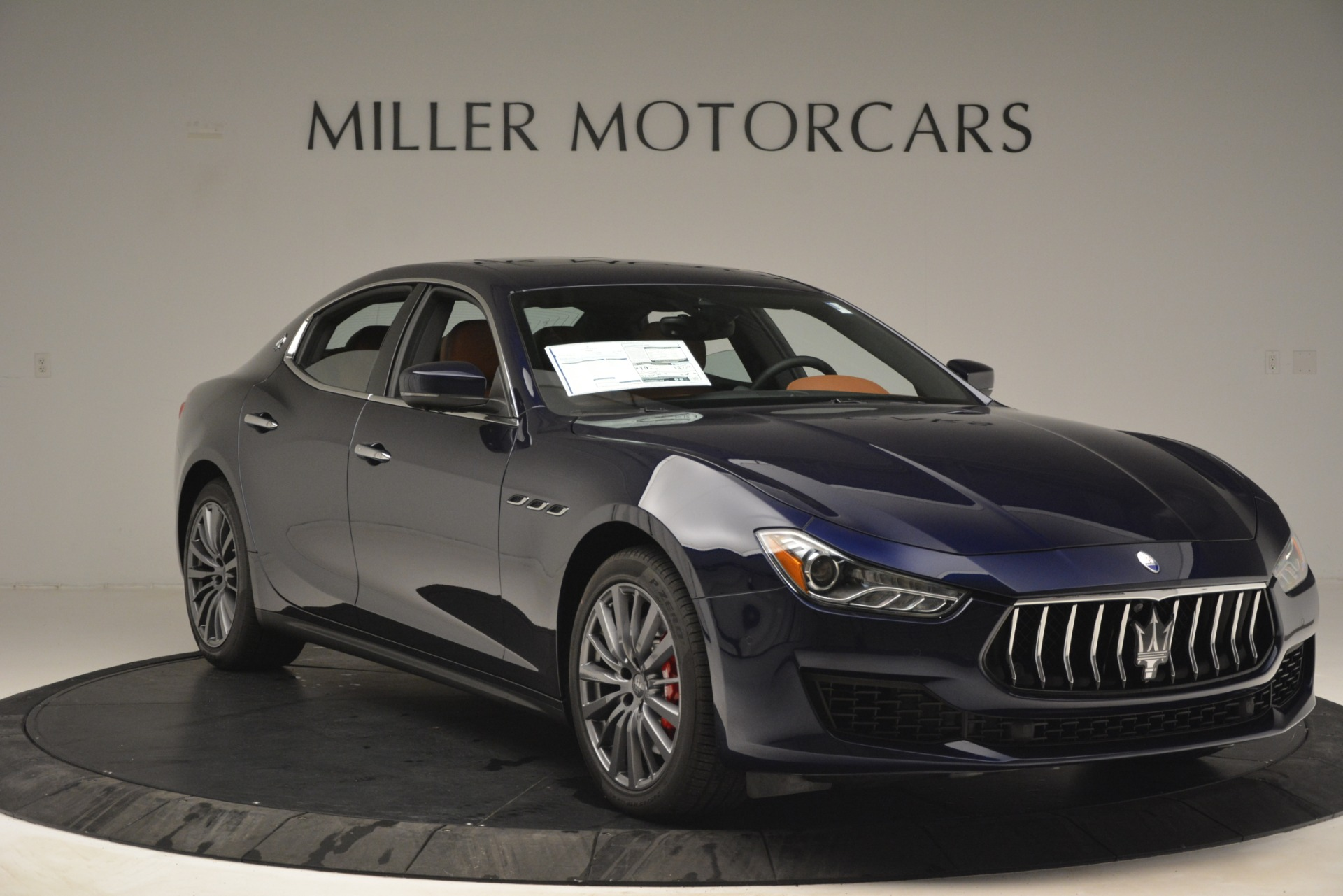 New 2019 Maserati Ghibli S Q4 For Sale In Greenwich, CT 3004_p11