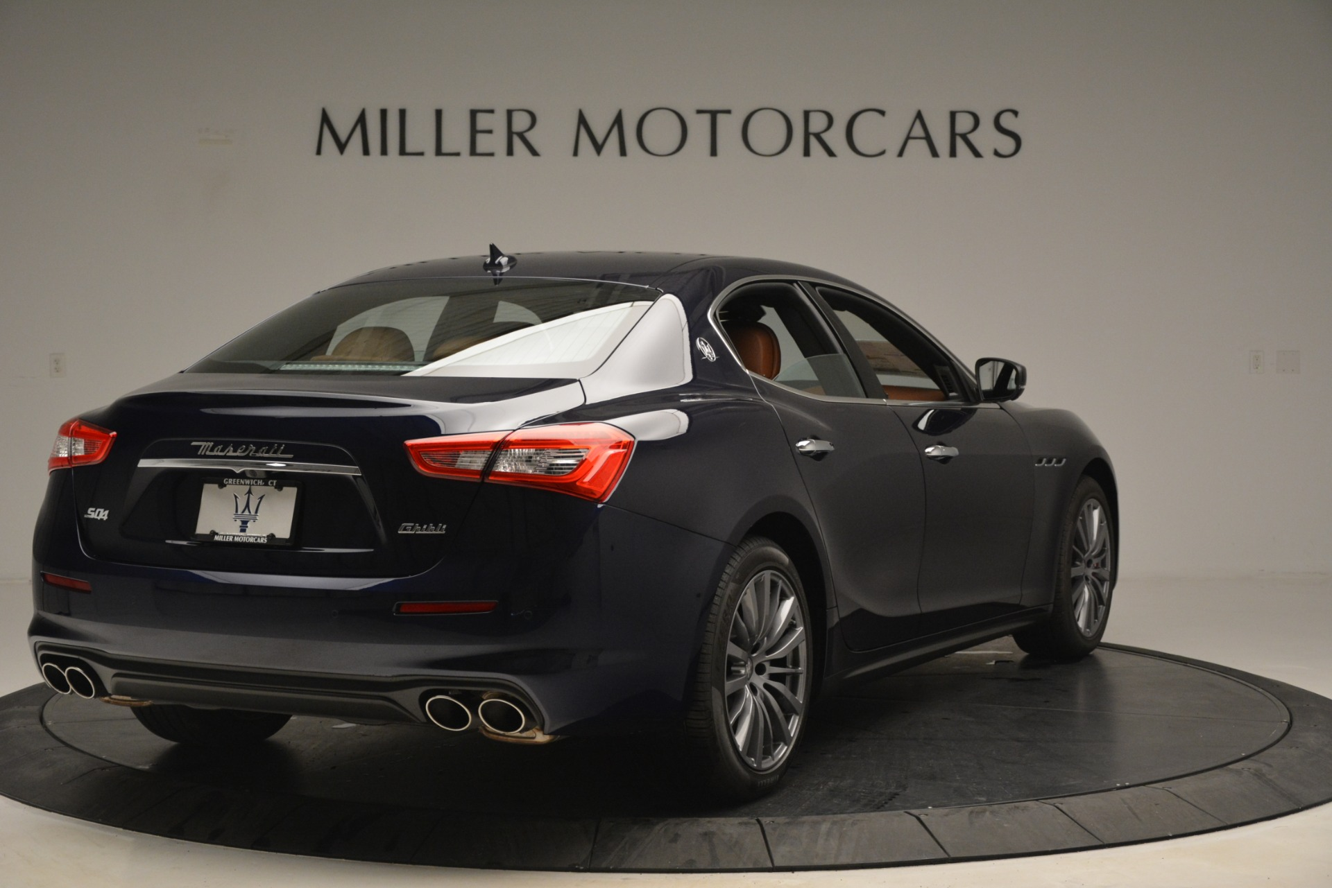 New 2019 Maserati Ghibli S Q4 For Sale In Greenwich, CT 3004_p7