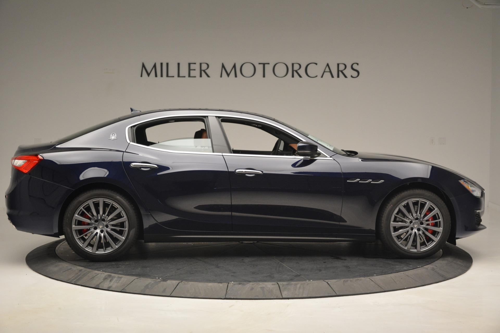 New 2019 Maserati Ghibli S Q4 For Sale In Greenwich, CT 3004_p9