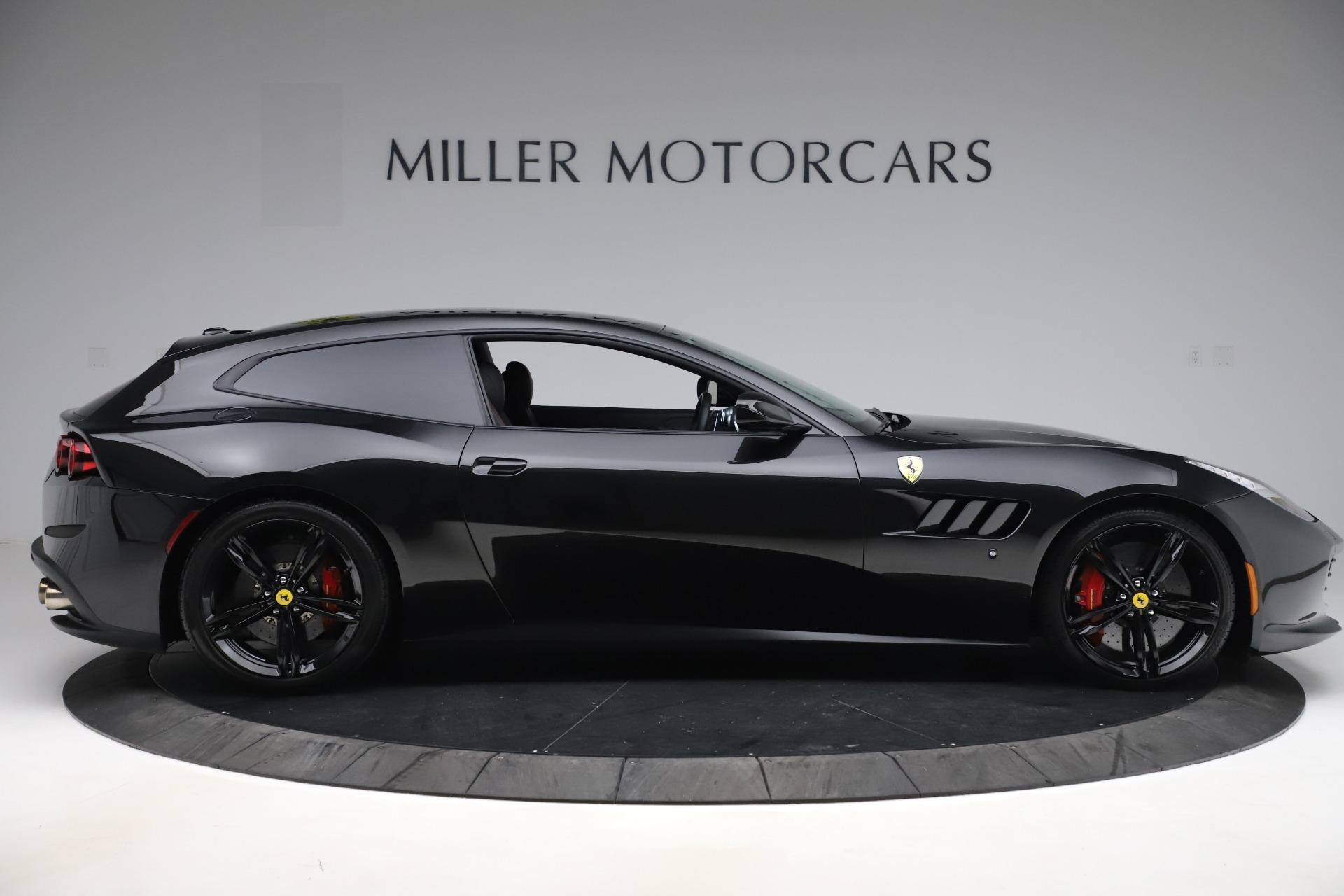 Used 2018 Ferrari GTC4Lusso  For Sale In Greenwich, CT 3005_p9