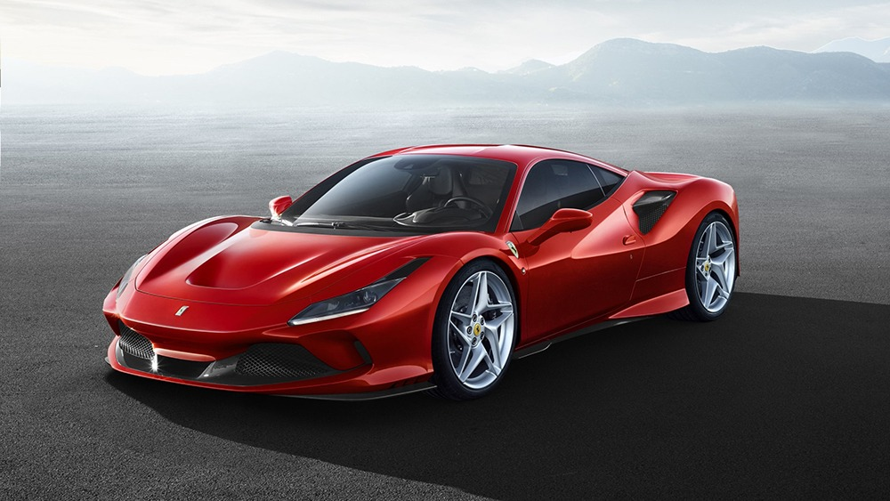 New 2020 Ferrari F8 Tributo  For Sale In Greenwich, CT 3006_main
