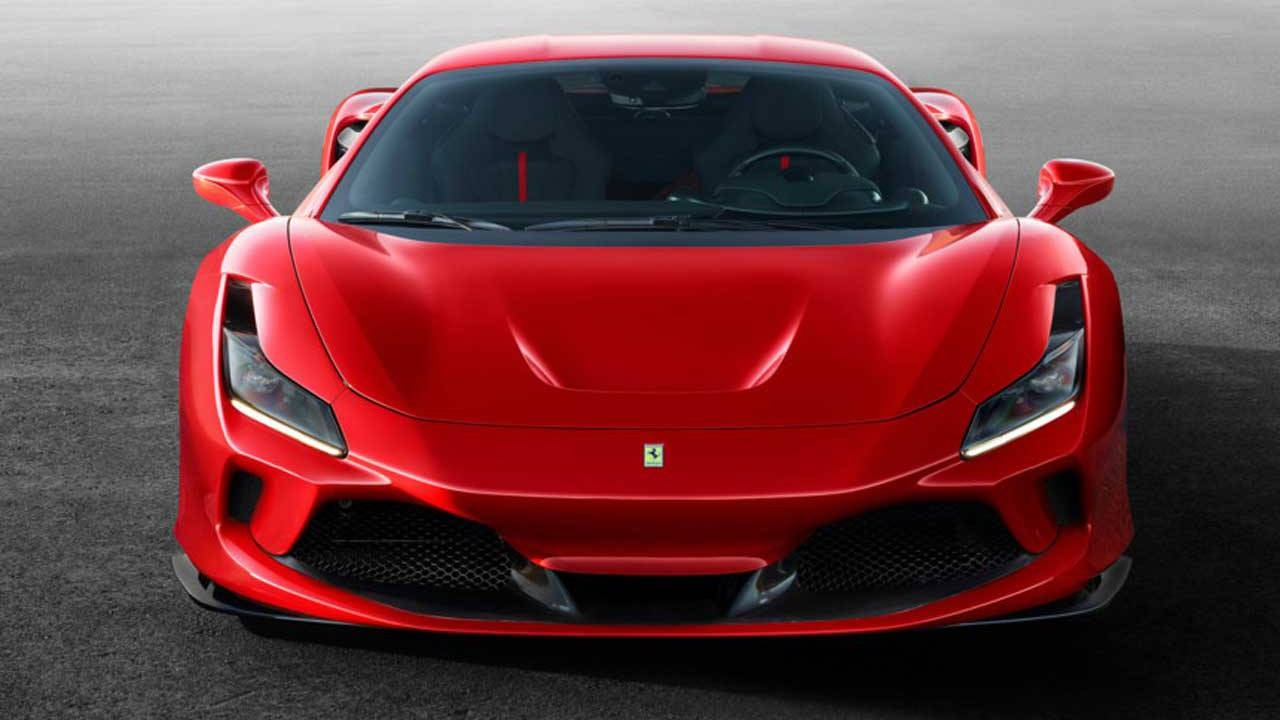 New 2020 Ferrari F8 Tributo  For Sale In Greenwich, CT 3006_p4