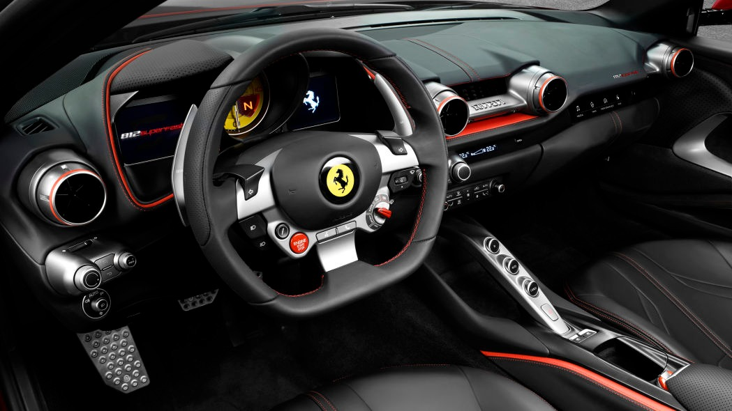 New 2019 Ferrari 812 Superfast  For Sale In Greenwich, CT 3007_p5