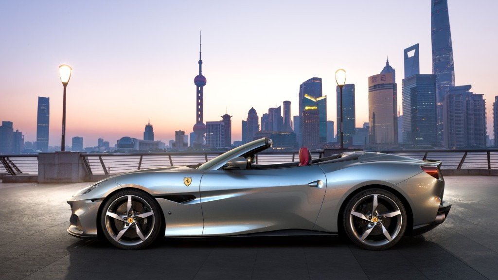 New 2019 Ferrari Portofino  For Sale In Greenwich, CT 3008_p2