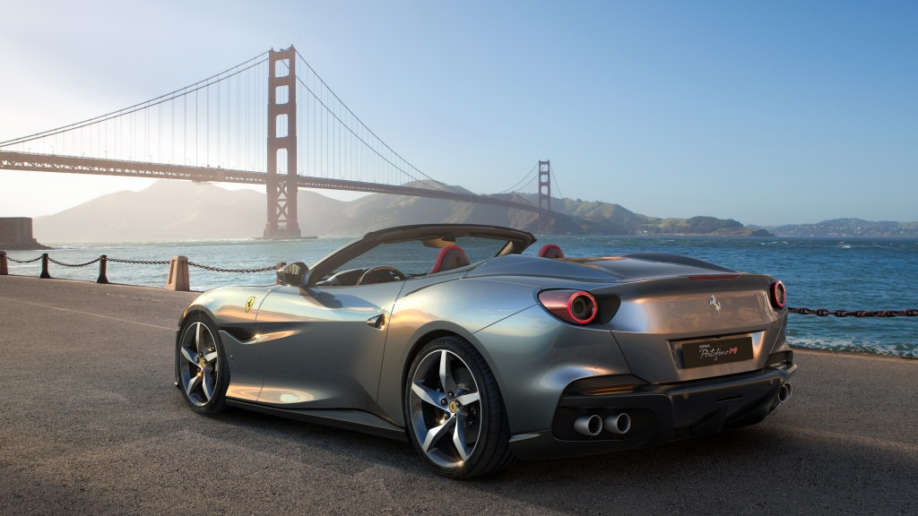 New 2019 Ferrari Portofino  For Sale In Greenwich, CT 3008_p3