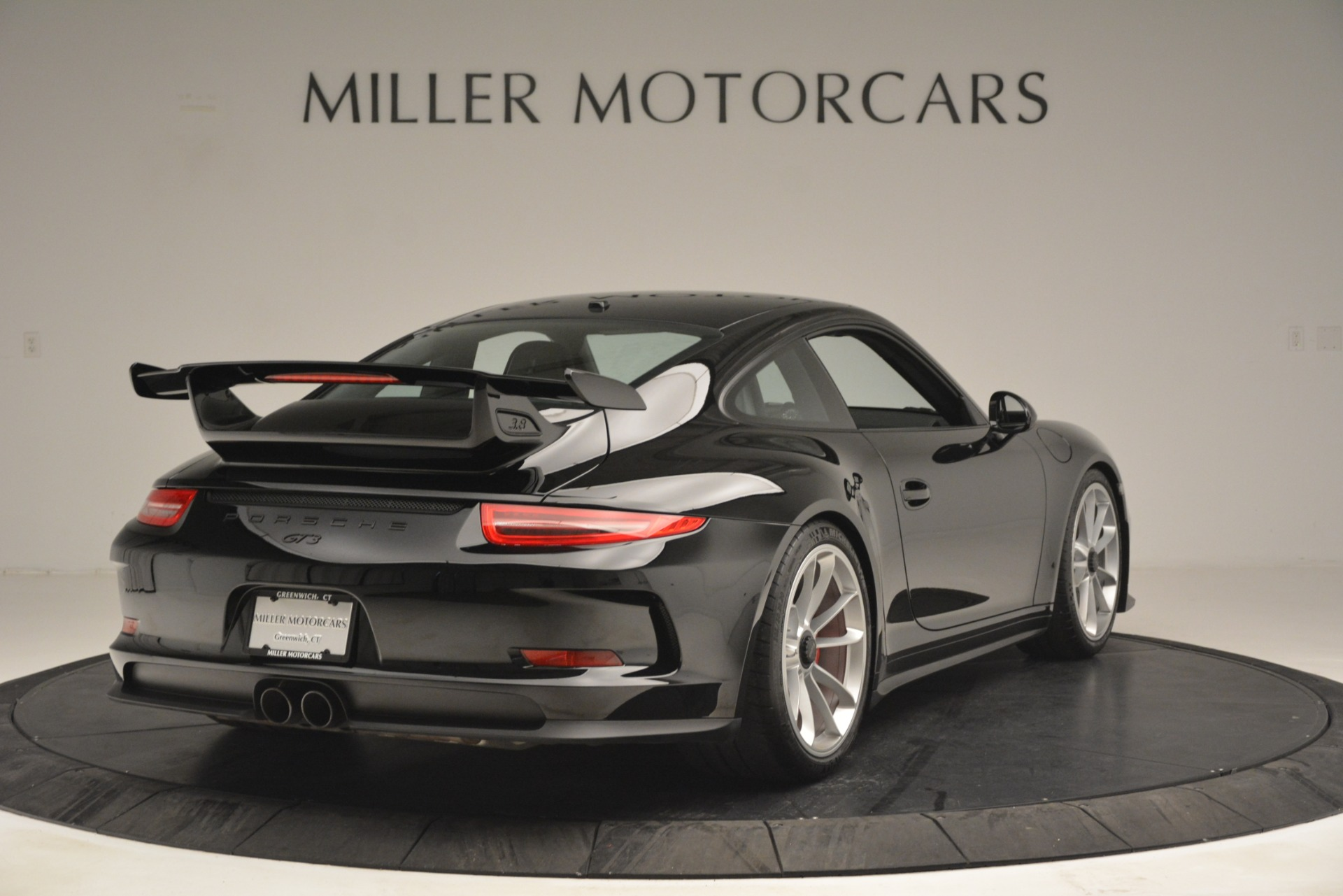 Used 2015 Porsche 911 GT3 For Sale In Greenwich, CT 3009_p8
