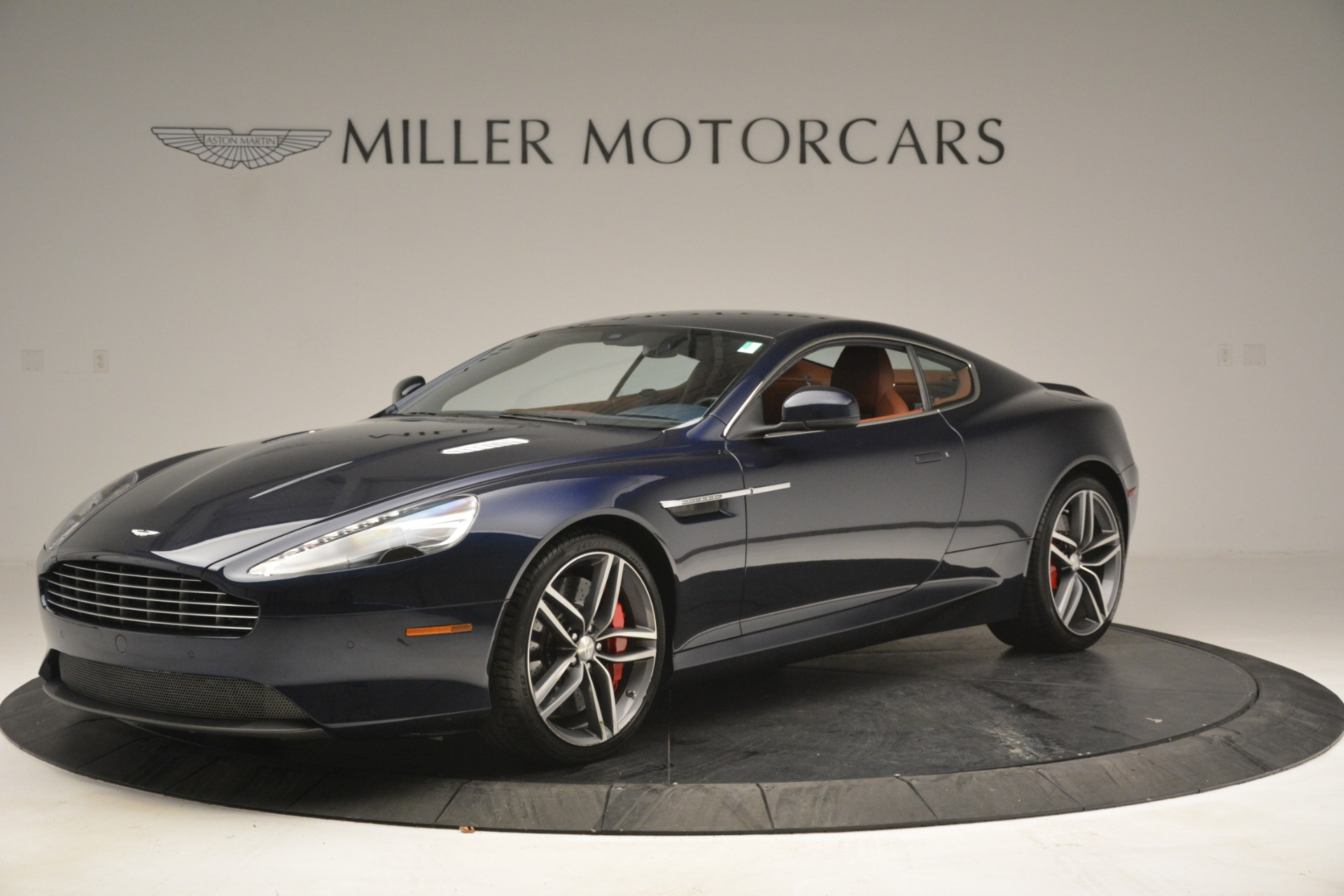 Used 2014 Aston Martin DB9 Coupe For Sale In Greenwich, CT 3010_main