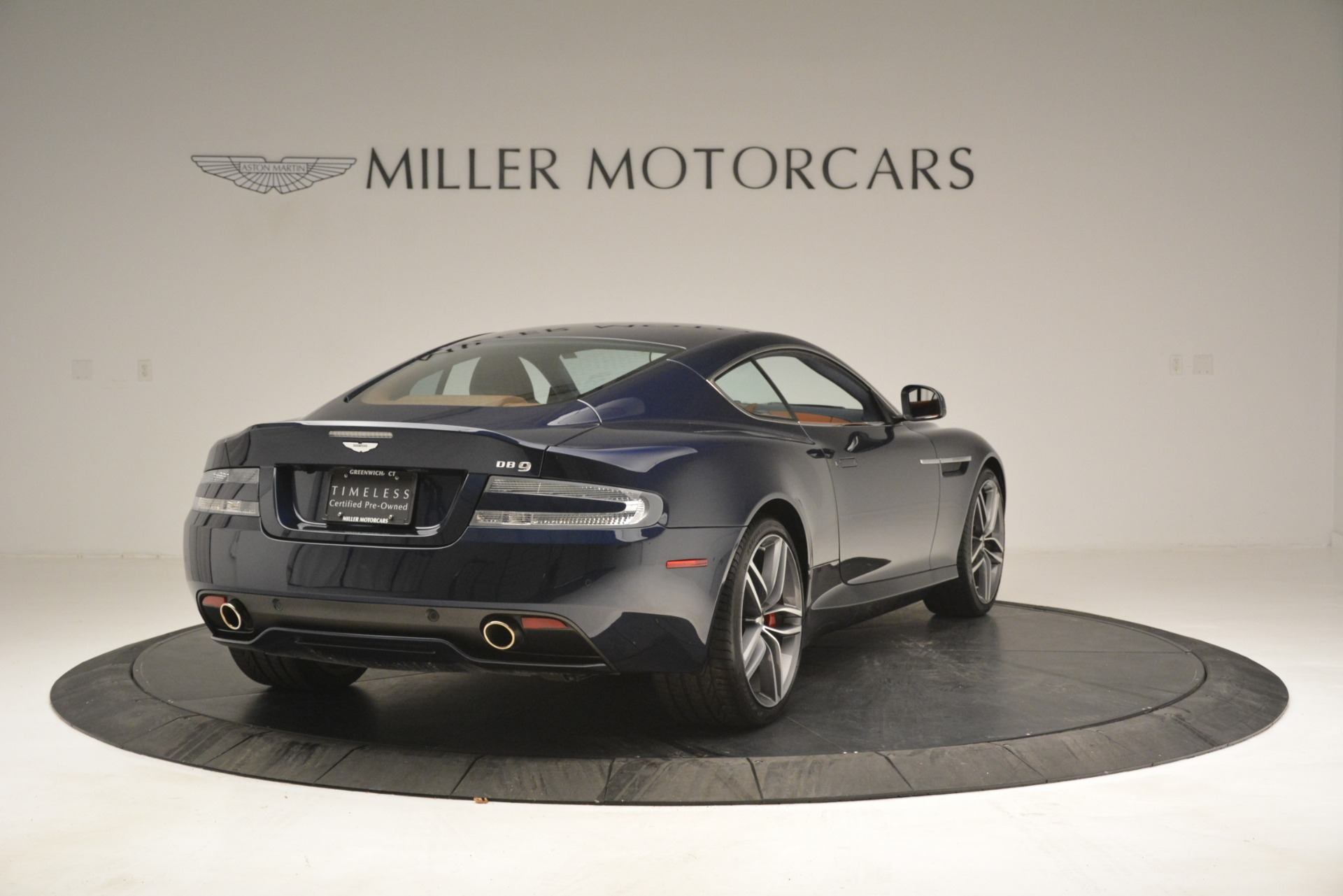 Used 2014 Aston Martin DB9 Coupe For Sale In Greenwich, CT 3010_p7