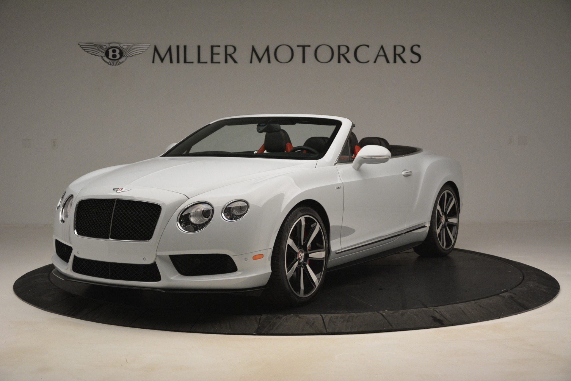 Used 2014 Bentley Continental GT V8 S For Sale In Greenwich, CT