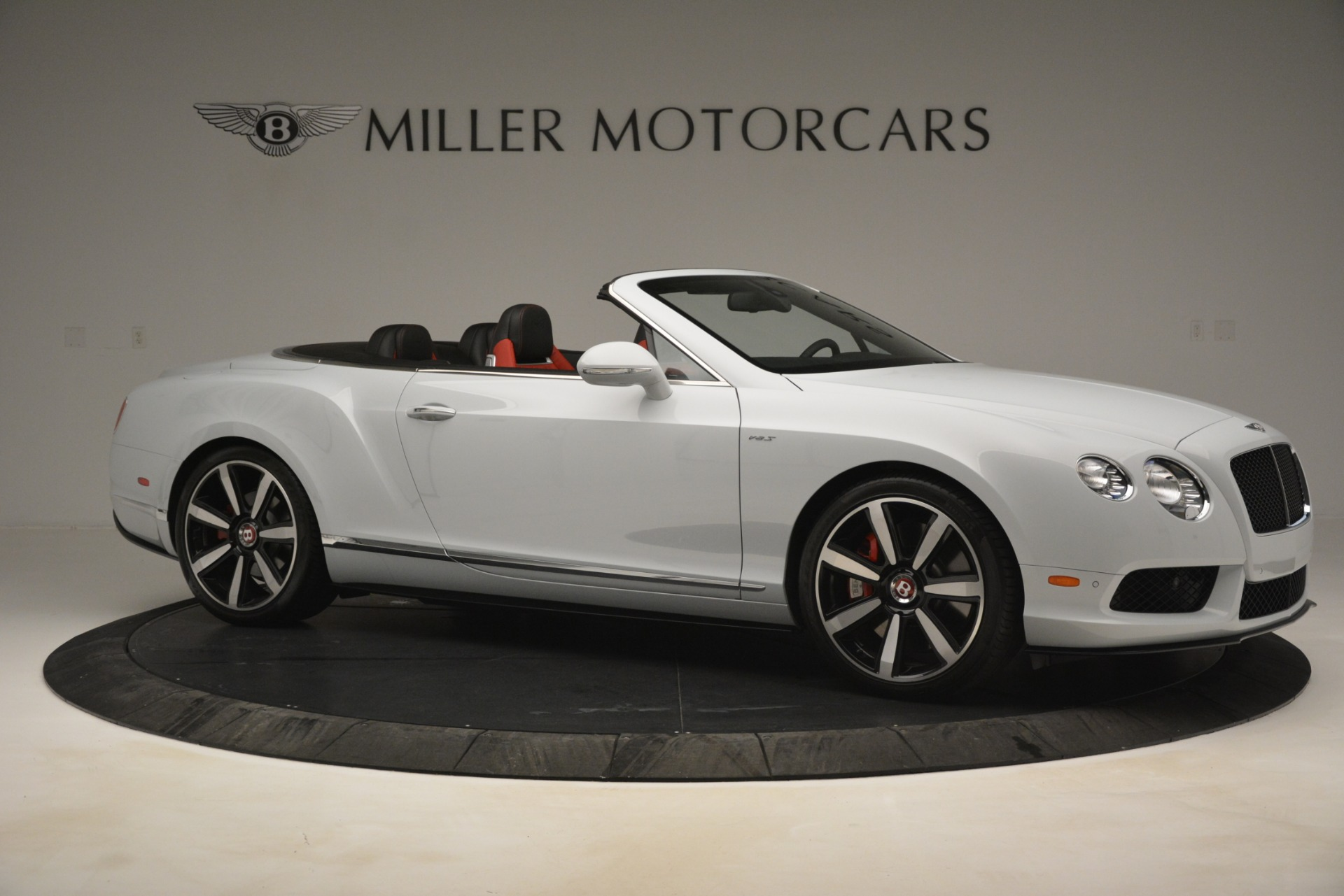 Used 2014 Bentley Continental GT V8 S For Sale In Greenwich, CT 3011_p10