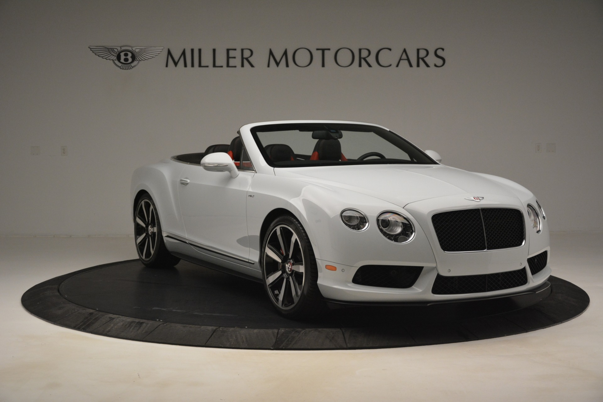 Used 2014 Bentley Continental GT V8 S For Sale In Greenwich, CT 3011_p11