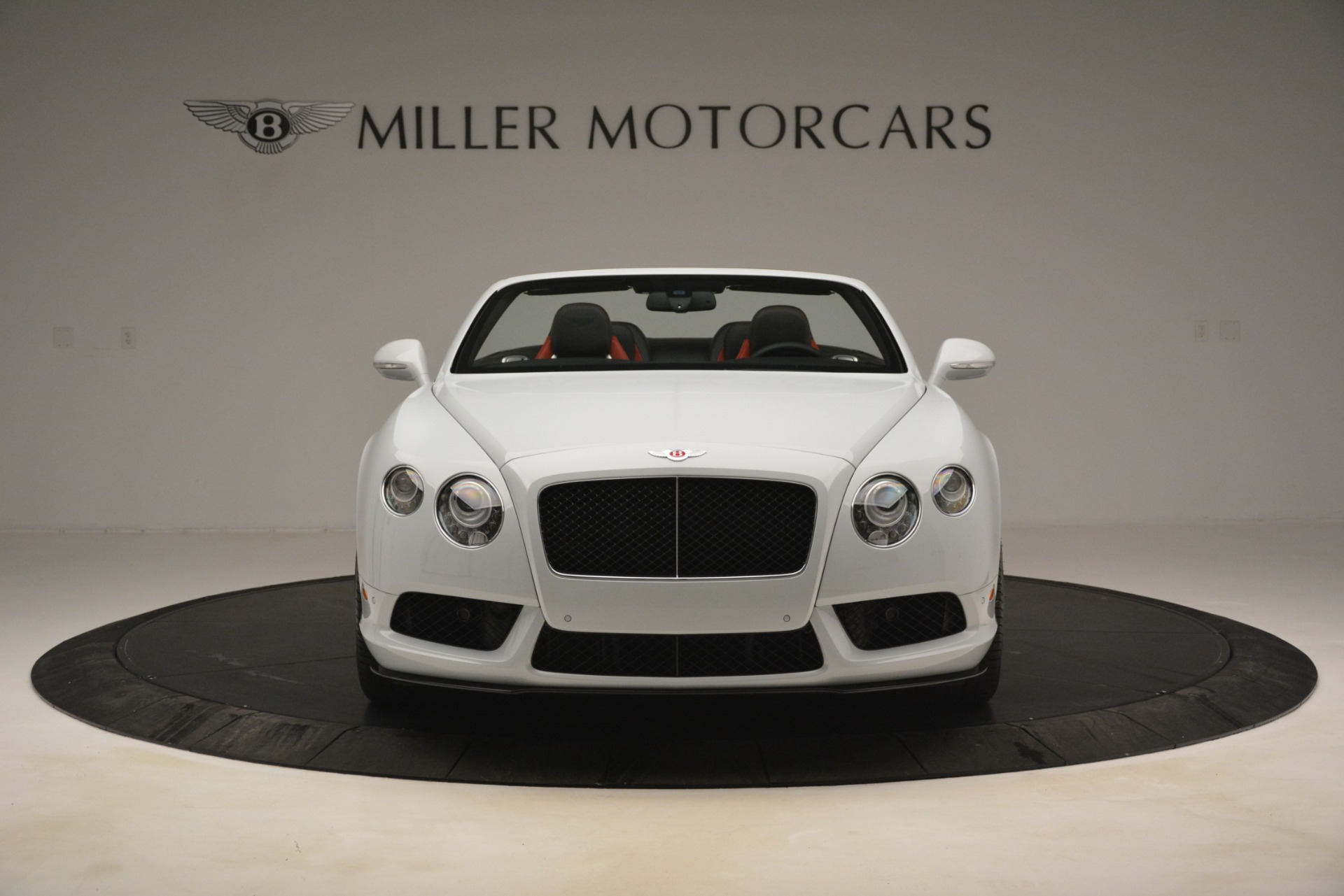 Used 2014 Bentley Continental GT V8 S For Sale In Greenwich, CT 3011_p12