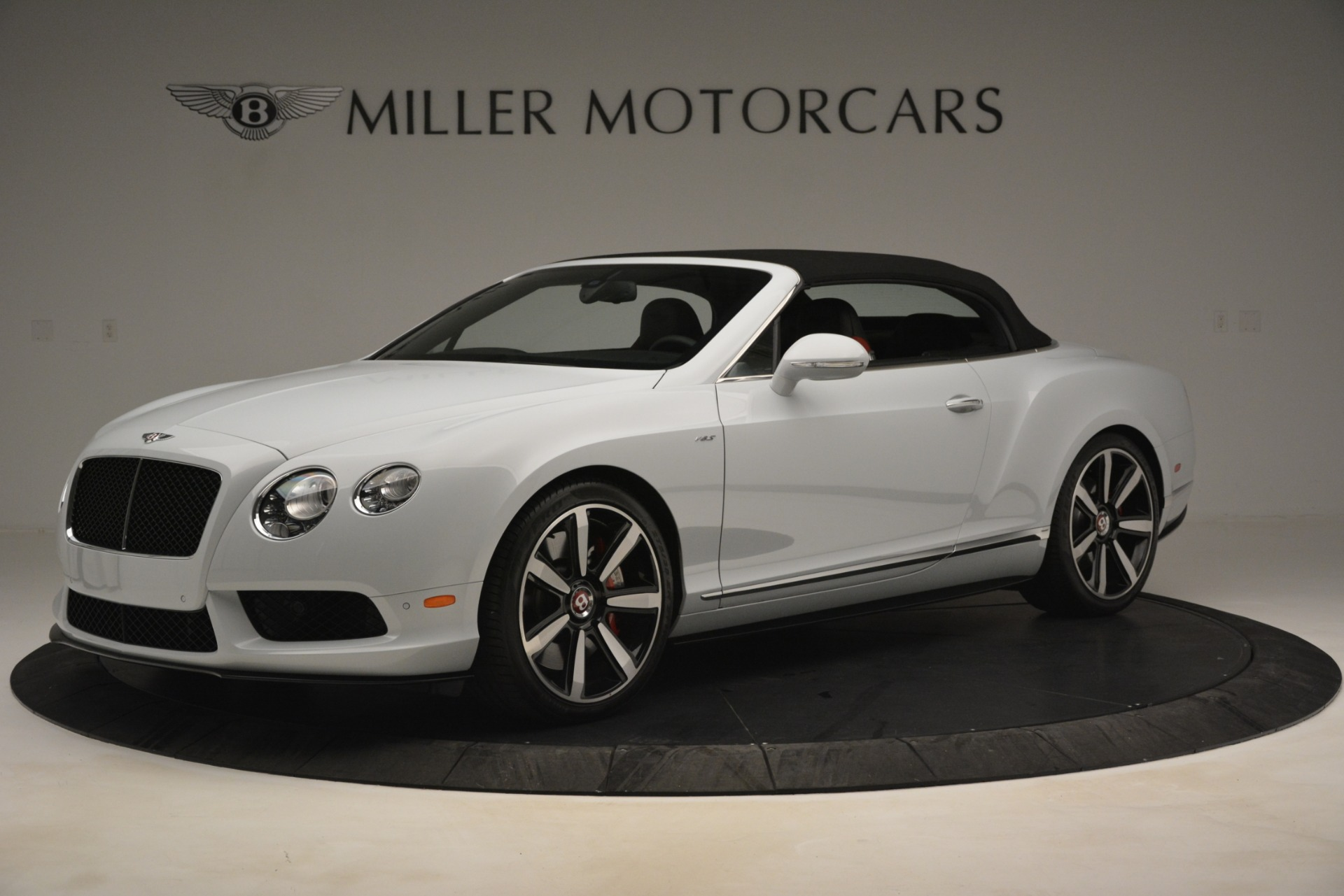 Used 2014 Bentley Continental GT V8 S For Sale In Greenwich, CT 3011_p13