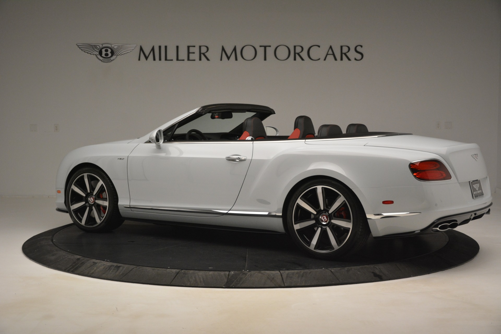 Used 2014 Bentley Continental GT V8 S For Sale In Greenwich, CT 3011_p4
