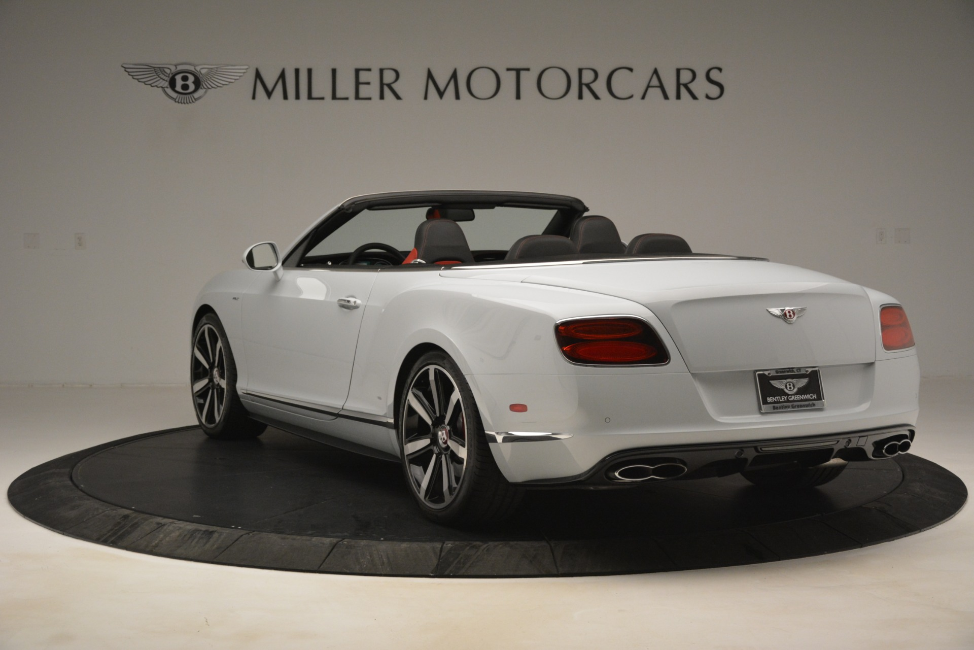 Used 2014 Bentley Continental GT V8 S For Sale In Greenwich, CT 3011_p5