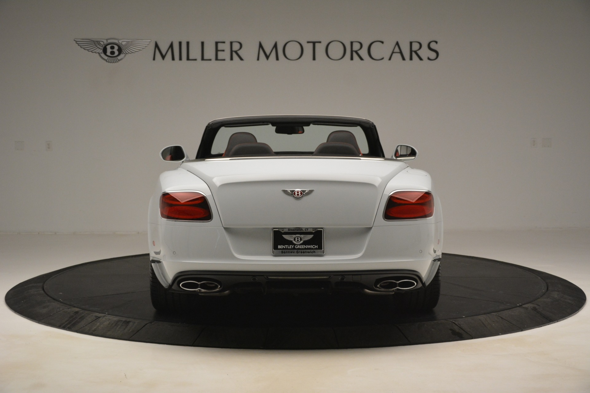 Used 2014 Bentley Continental GT V8 S For Sale In Greenwich, CT 3011_p6