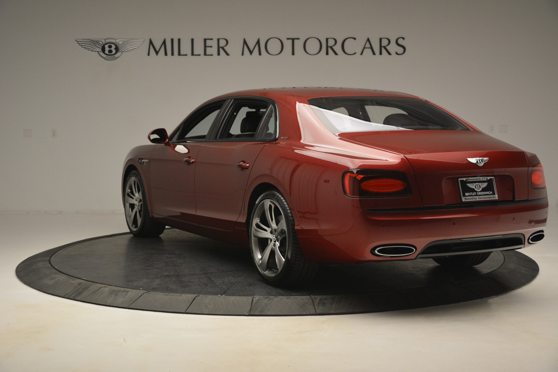 Used 2018 Bentley Flying Spur W12 S For Sale In Greenwich, CT 3014_p5