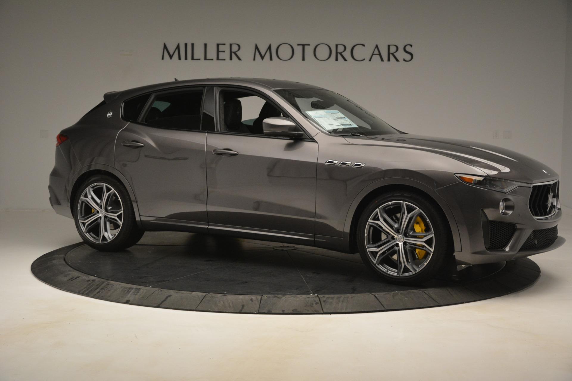 New 2019 Maserati Levante GTS For Sale In Greenwich, CT 3015_p10