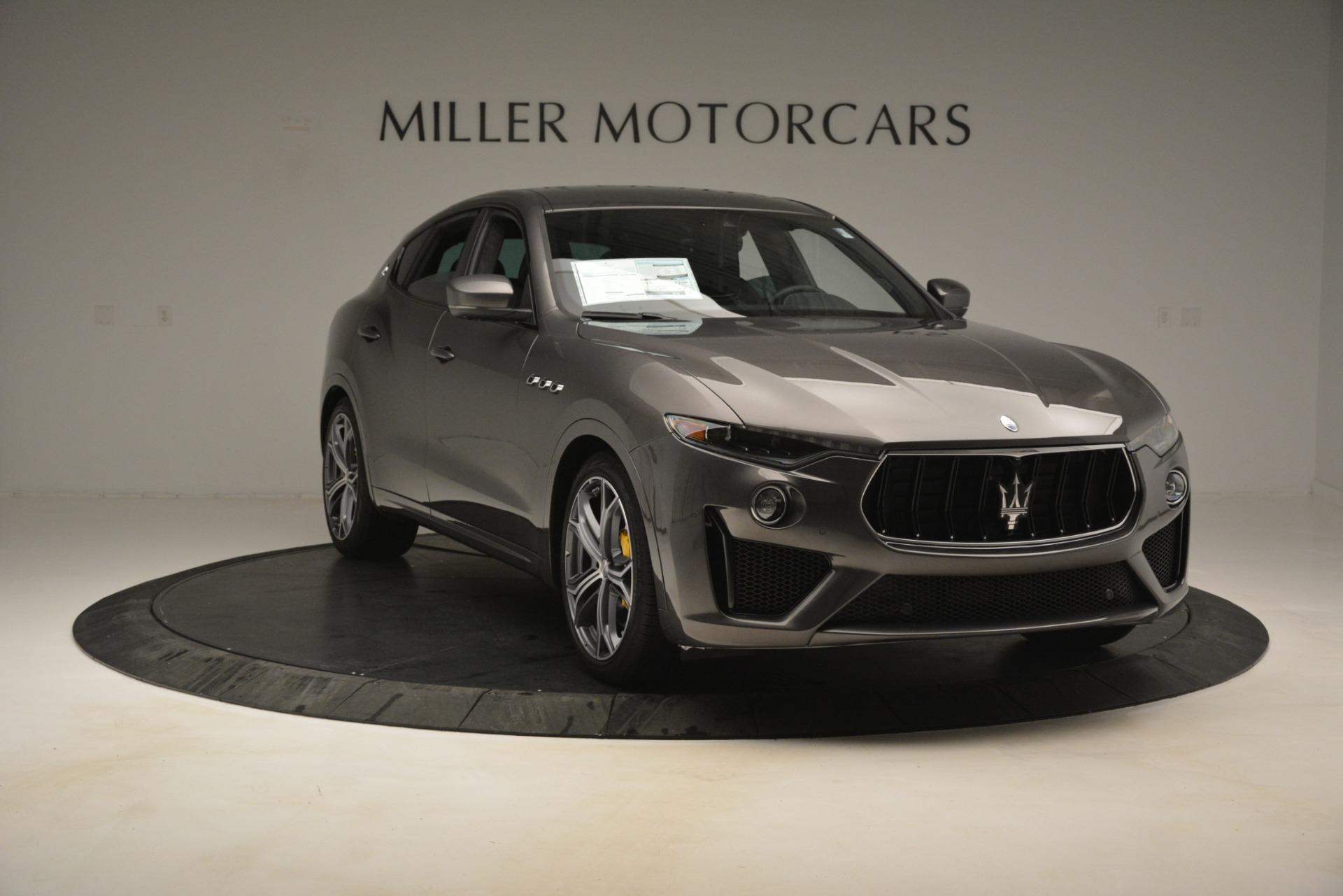 New 2019 Maserati Levante GTS For Sale In Greenwich, CT 3015_p11