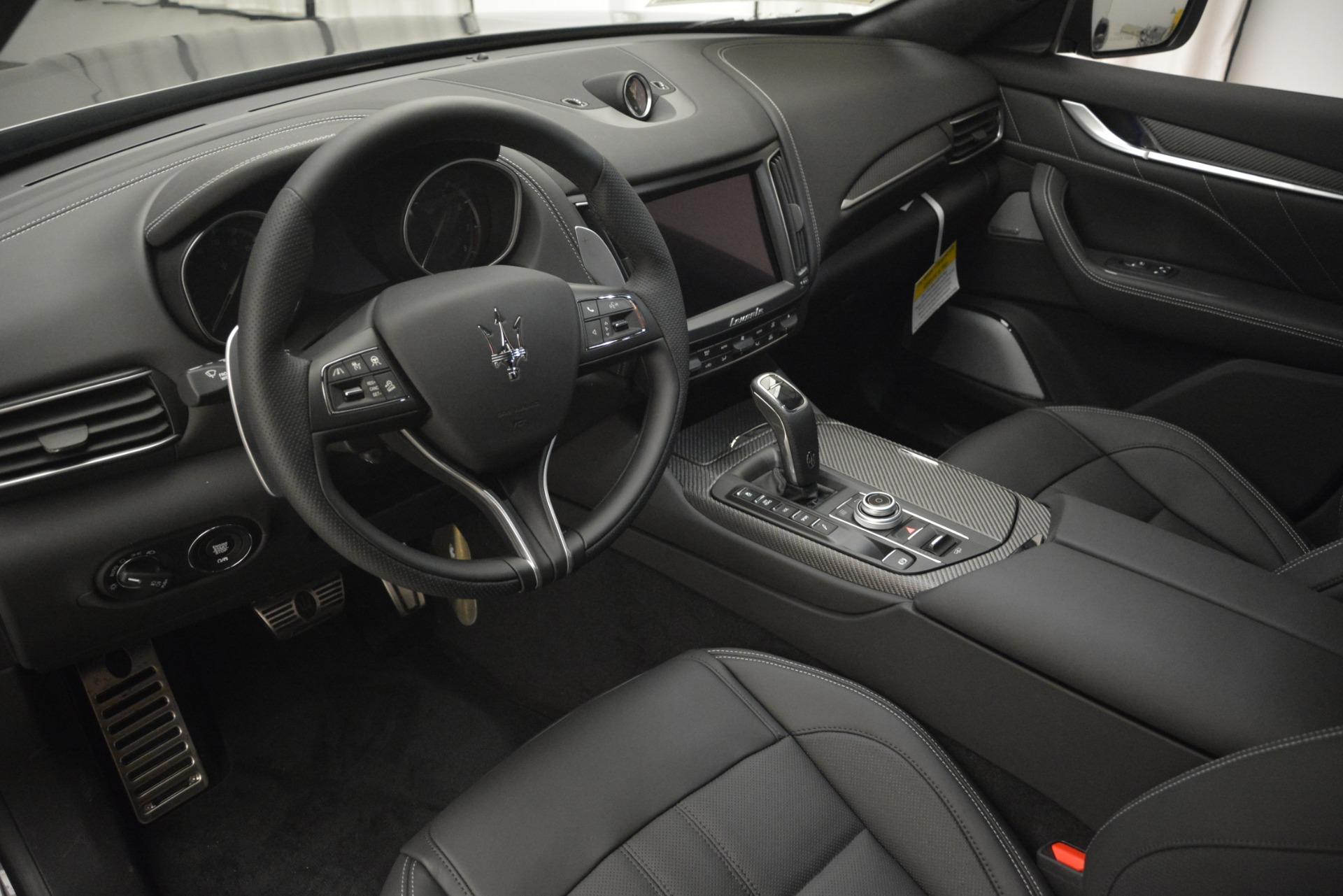 New 2019 Maserati Levante GTS For Sale In Greenwich, CT 3015_p13