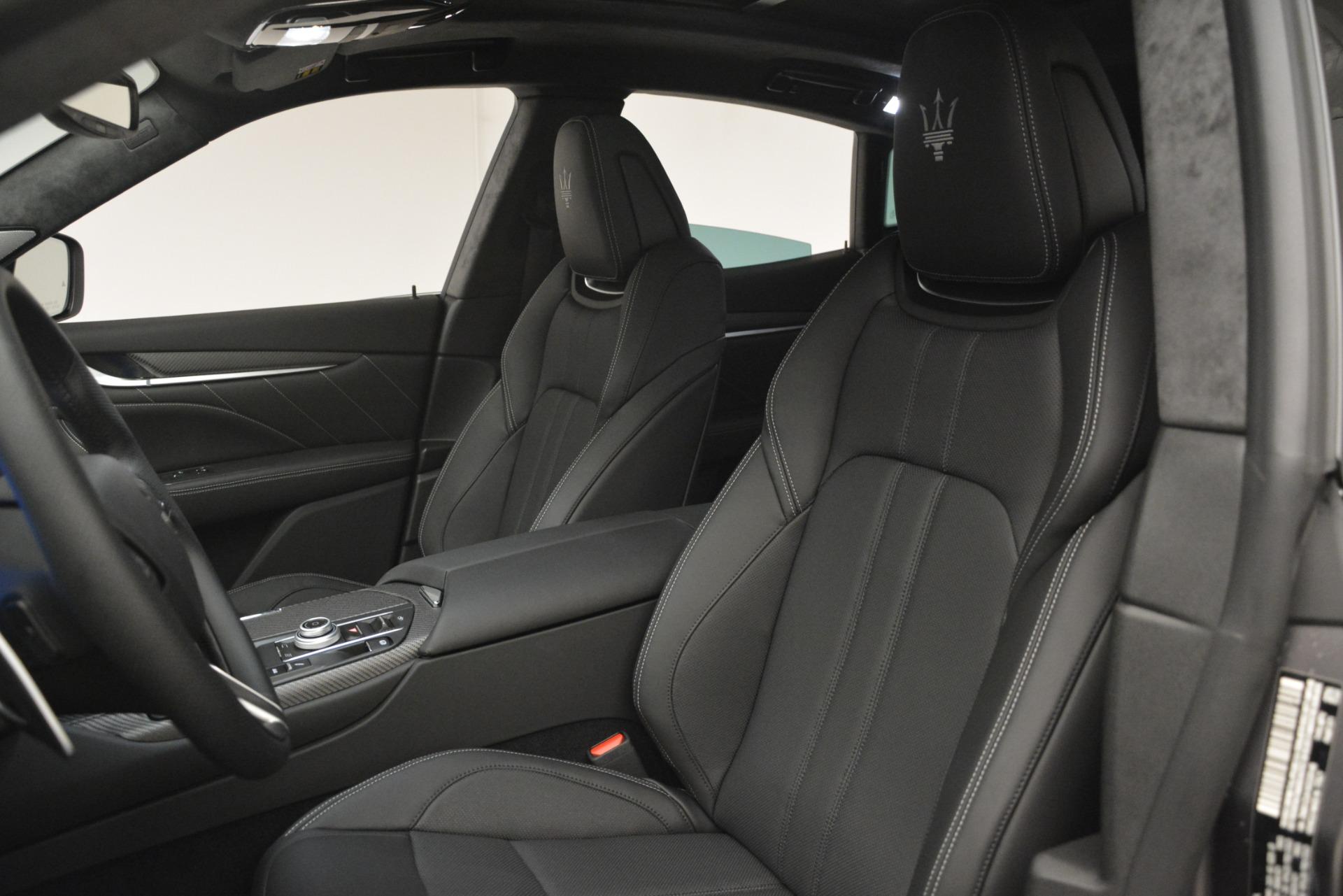 New 2019 Maserati Levante GTS For Sale In Greenwich, CT 3015_p14