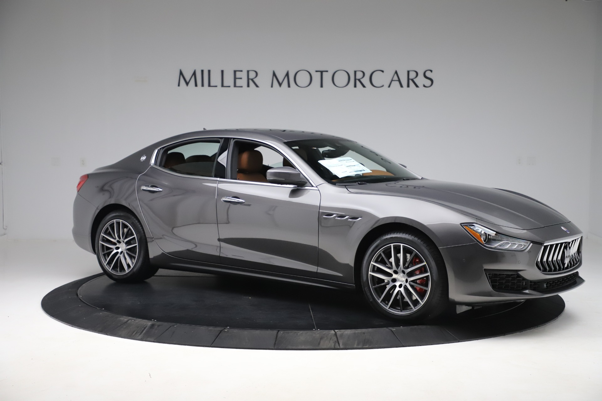 New 2019 Maserati Ghibli S Q4 For Sale In Greenwich, CT 3017_p10