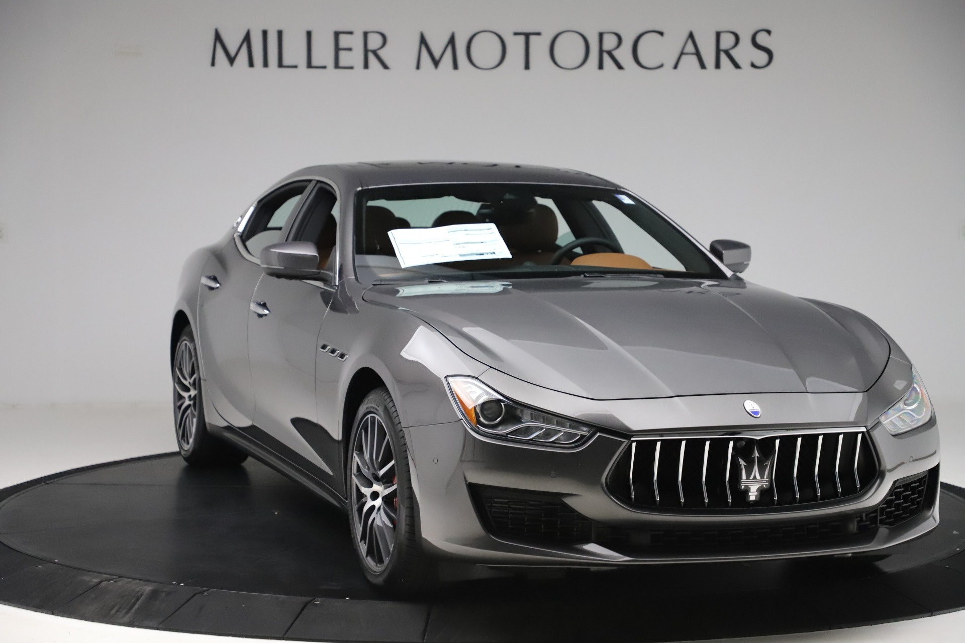 New 2019 Maserati Ghibli S Q4 For Sale In Greenwich, CT 3017_p11