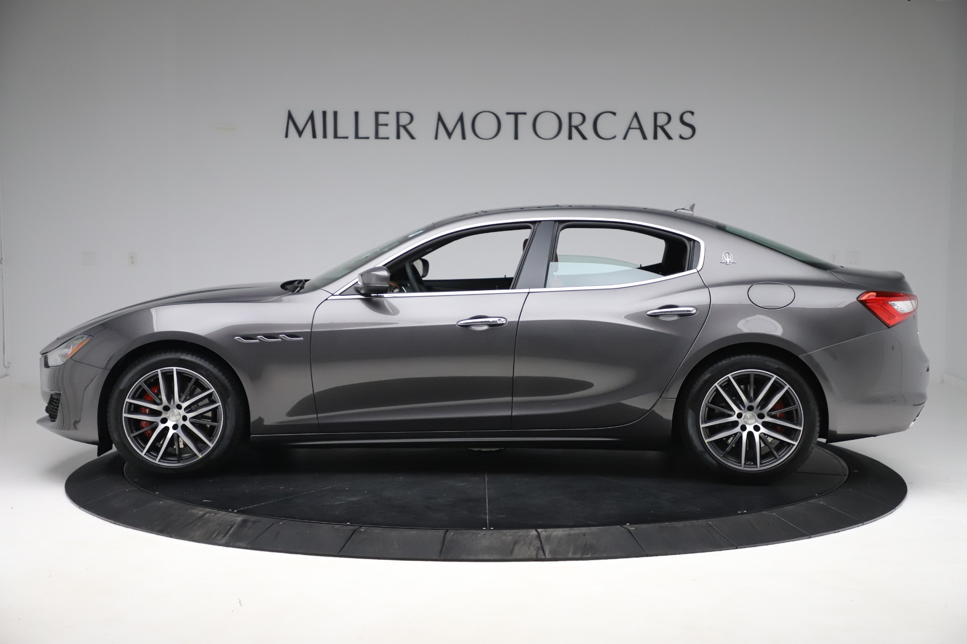 New 2019 Maserati Ghibli S Q4 For Sale In Greenwich, CT 3017_p3