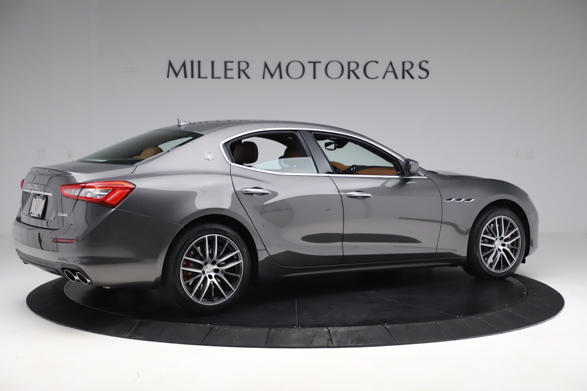 New 2019 Maserati Ghibli S Q4 For Sale In Greenwich, CT 3017_p8