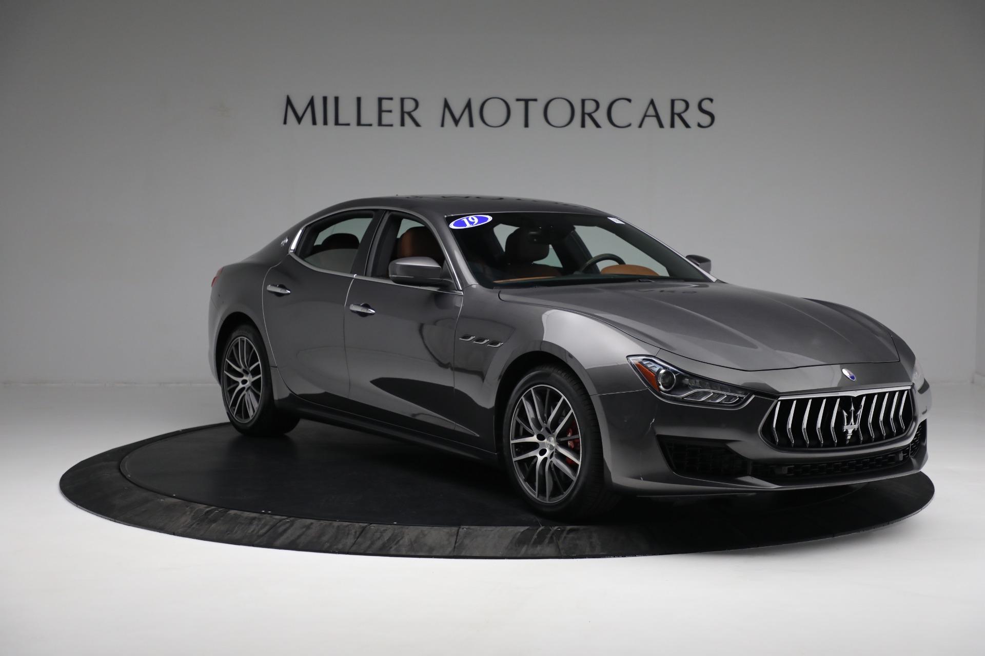 New 2019 Maserati Ghibli S Q4 For Sale In Greenwich, CT 3019_p11