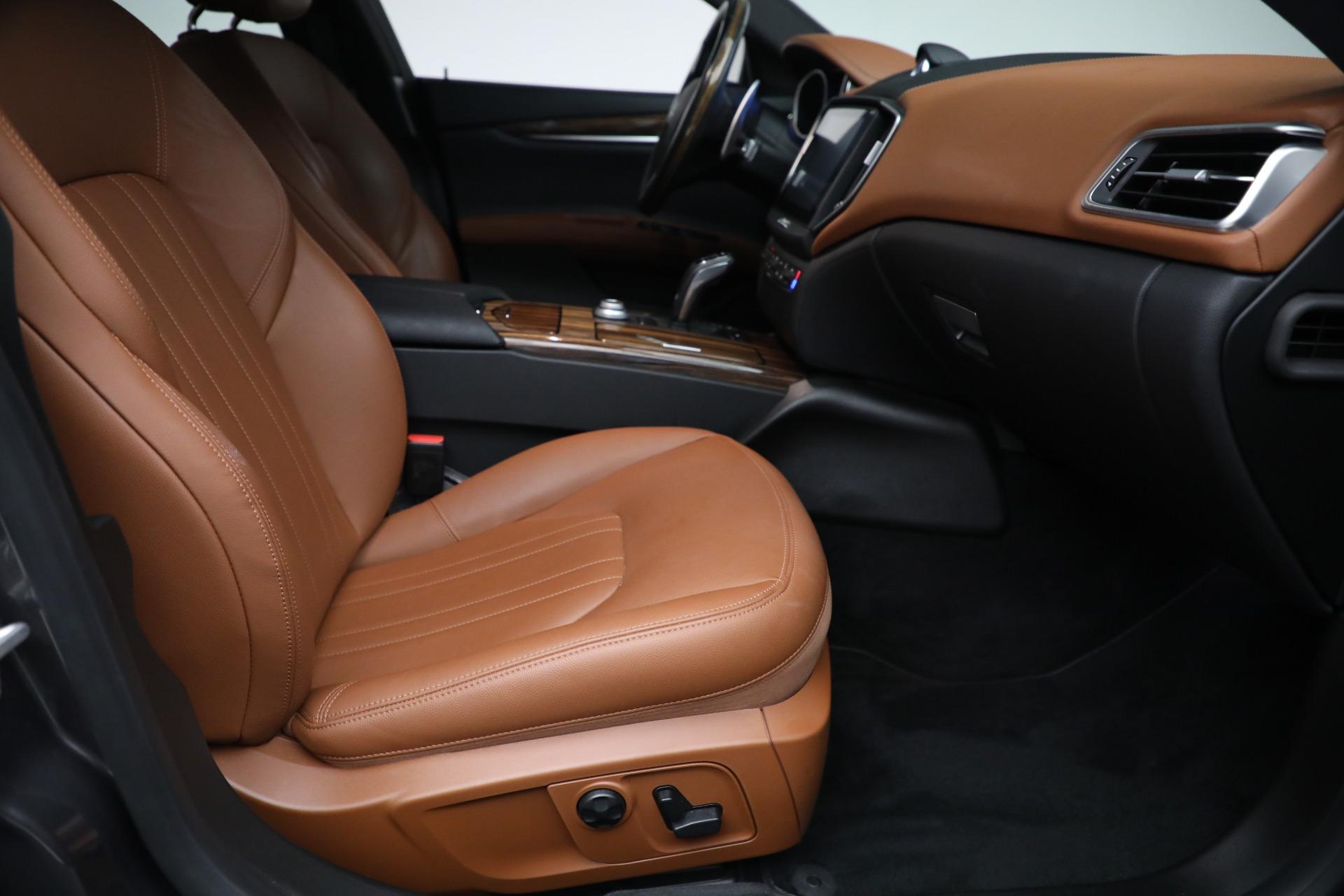 New 2019 Maserati Ghibli S Q4 For Sale In Greenwich, CT 3019_p22