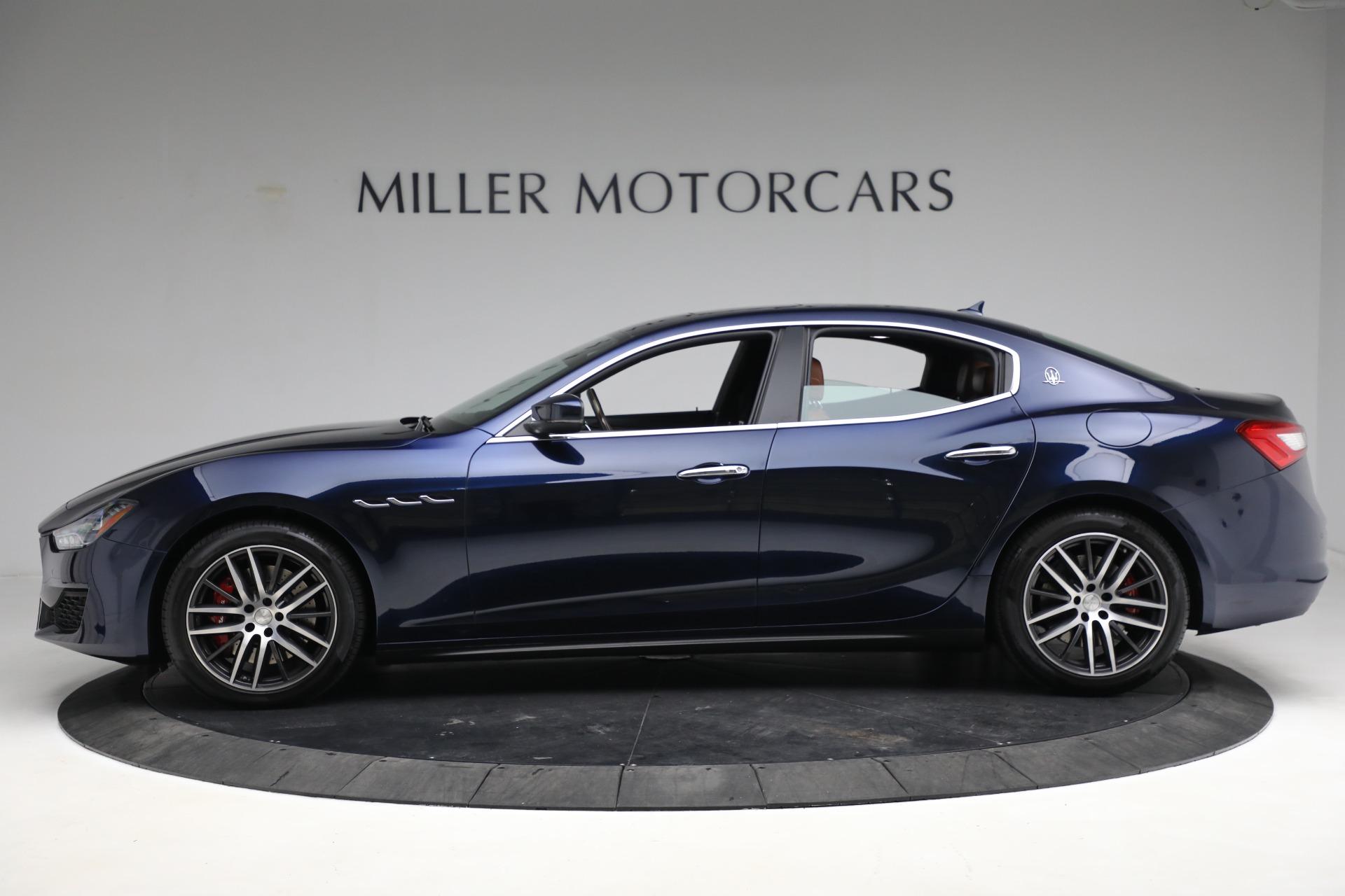 New 2019 Maserati Ghibli S Q4 For Sale In Greenwich, CT 3020_p3