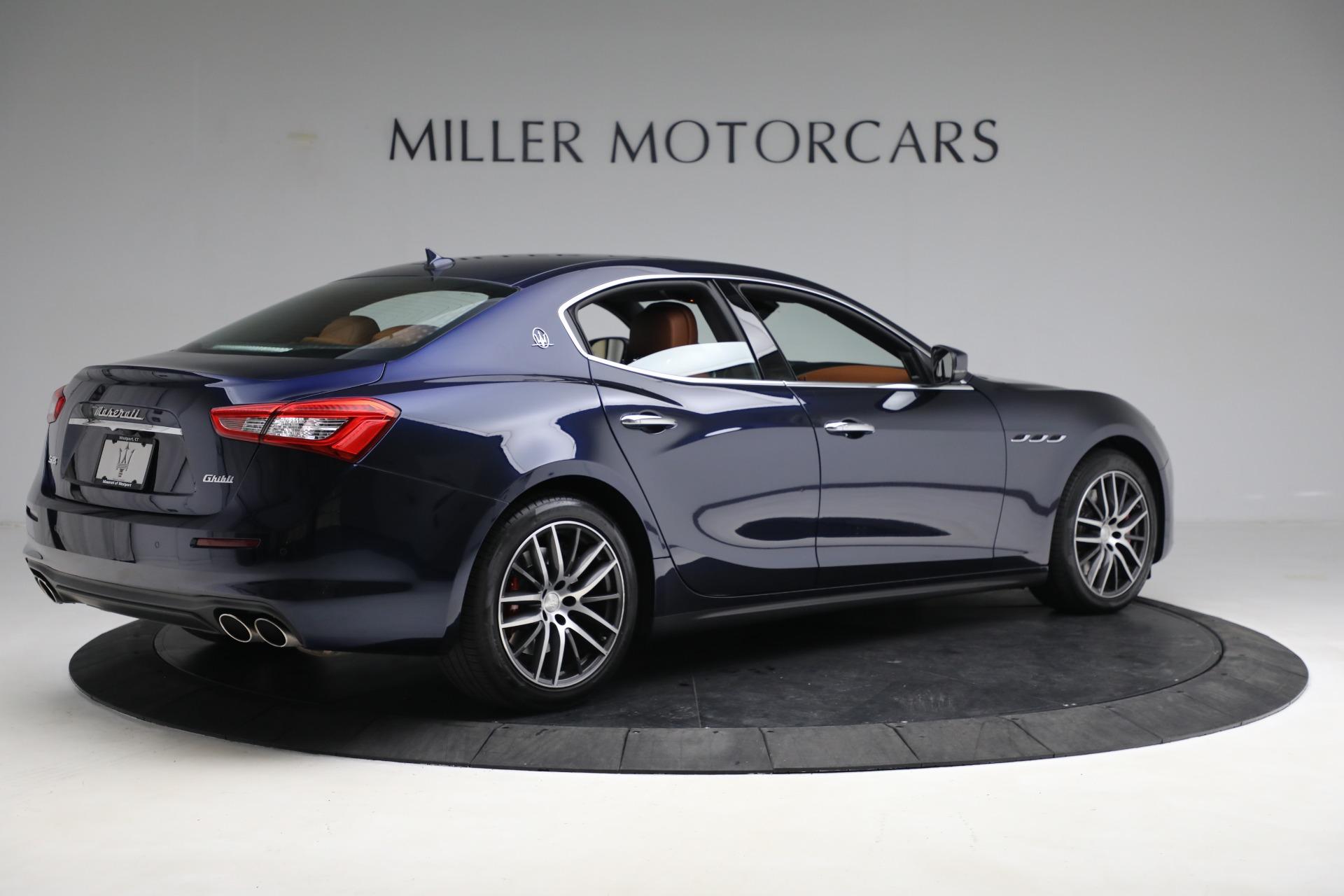New 2019 Maserati Ghibli S Q4 For Sale In Greenwich, CT 3020_p8