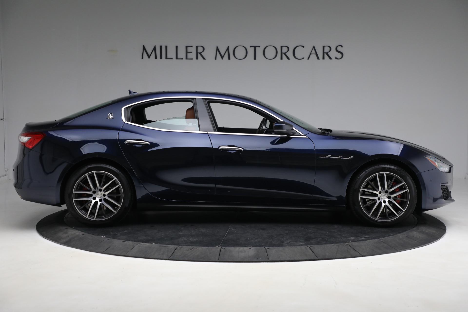 New 2019 Maserati Ghibli S Q4 For Sale In Greenwich, CT 3020_p9