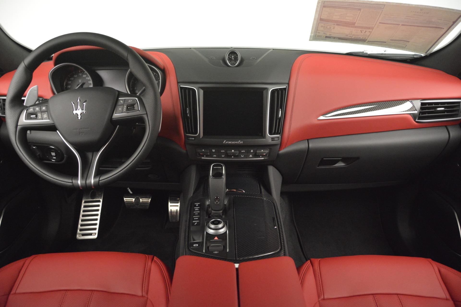 New 2019 Maserati Levante S Q4 GranSport For Sale In Greenwich, CT 3021_p16