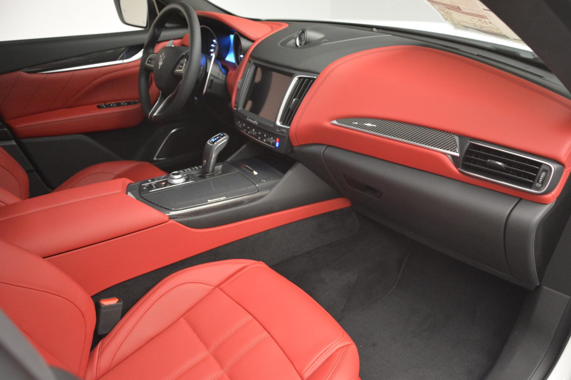 New 2019 Maserati Levante S Q4 GranSport For Sale In Greenwich, CT 3021_p23