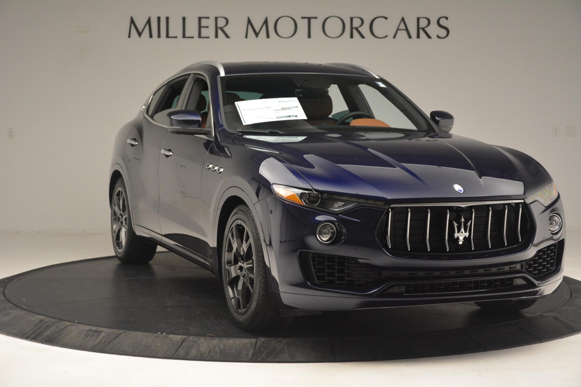 New 2019 Maserati Levante Q4 For Sale In Greenwich, CT 3022_p11