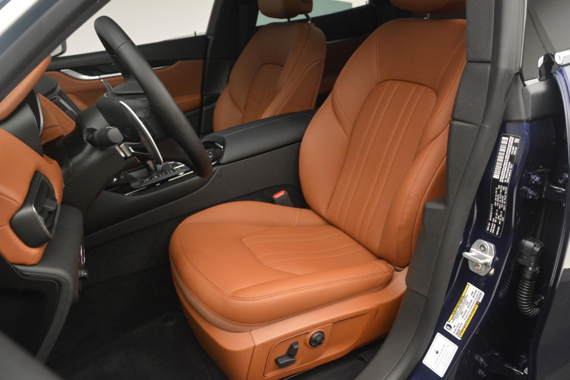 New 2019 Maserati Levante Q4 For Sale In Greenwich, CT 3022_p13