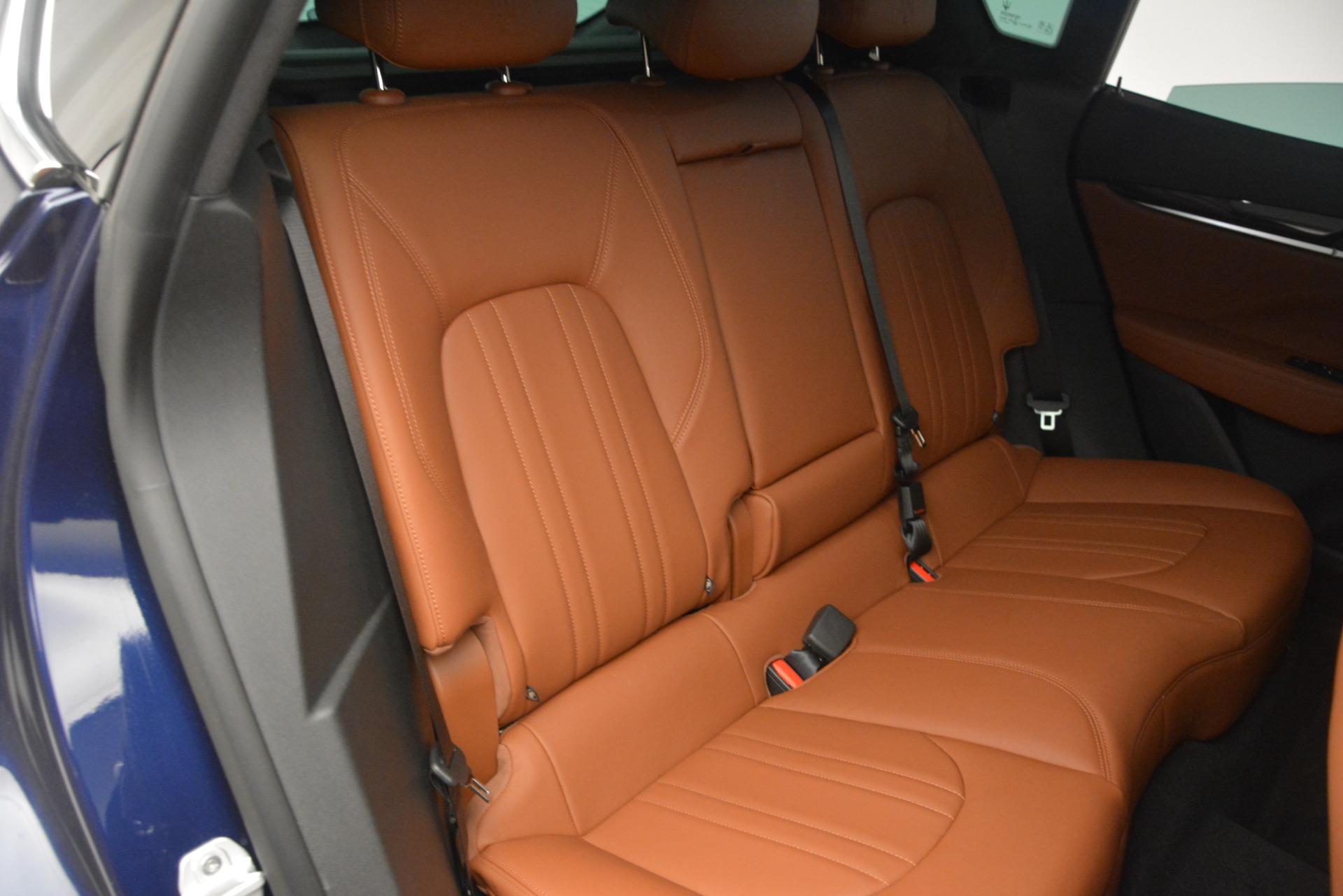 New 2019 Maserati Levante Q4 For Sale In Greenwich, CT 3022_p28
