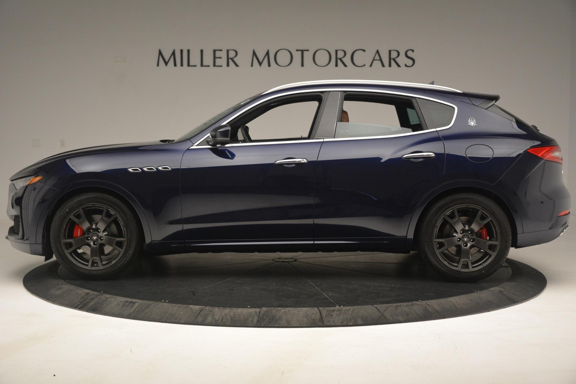 New 2019 Maserati Levante Q4 For Sale In Greenwich, CT 3022_p3