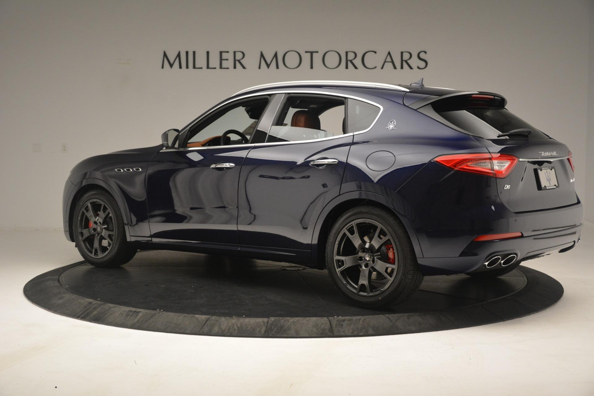 New 2019 Maserati Levante Q4 For Sale In Greenwich, CT 3022_p4