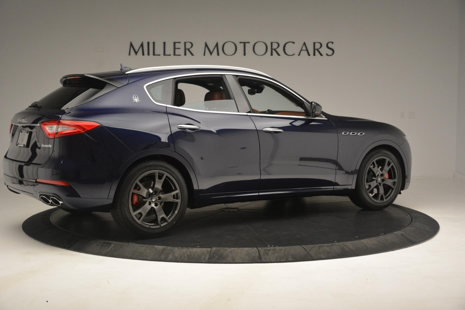 New 2019 Maserati Levante Q4 For Sale In Greenwich, CT 3022_p8