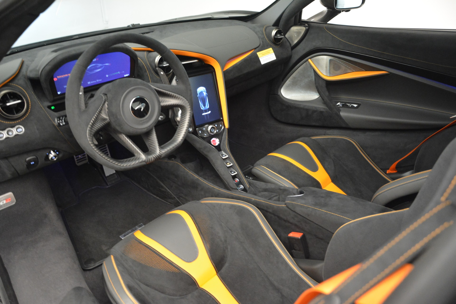 New 2019 McLaren 720S Coupe For Sale In Greenwich, CT 3025_p18