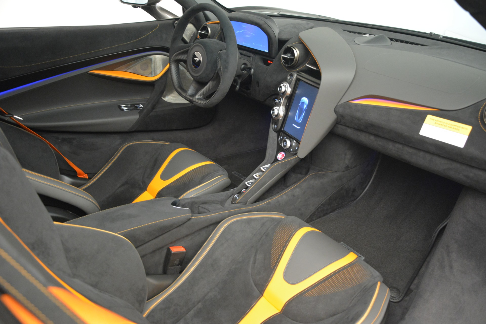 New 2019 McLaren 720S Coupe For Sale In Greenwich, CT 3025_p21